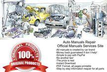 Fiat Services Repair Manuals