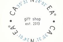 Canea gift shop® branding