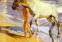 Art that Inspires Me / Artwork from past and present that makes me want to PAINT!!
