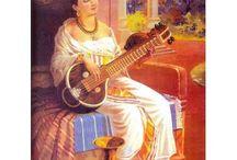 Raja Ravi Varma Painting Prints
