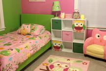 Skylar toddler room