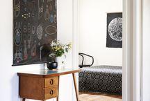 Interior & tables / Furniture