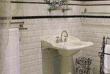 bathrooms / by gr maxted