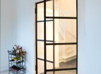 Nieuw huis / Stalen deur