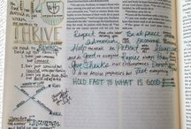 1 Thessalonians Bible Journaling