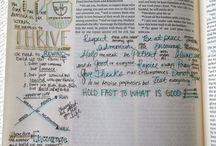 1 Thessalonians Bible Journaling