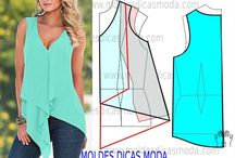 Ropa moldes
