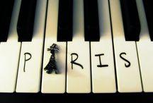 ♥ Paris ♥  / Paris est unique ville de la cyte. ♥