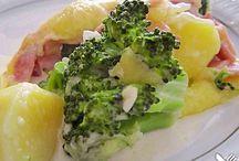Rezepte / Brokkoli gratin