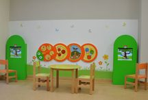 Interaktywny kącik dla dzieci w urzędzie / Kącik dla dzieci w urzędzie to rozwiązanie umożliwiające rodzicom załatwienie wszystkich spraw, również z dziećmi.