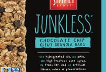 Low FODMAP Granola Bars / Brand name products that are appropriate for the FODMAP elimination diet