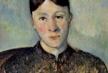 Portrait Malerei