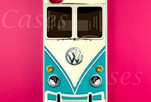 Funky Phone Cases / by Michelle