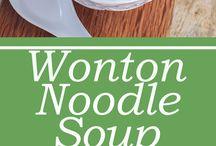 noodle garnish