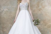Bridal Dresses / Pictures of the Designers we stock