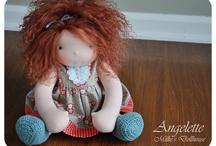 Poupées Waldorf / Tout ce qui concerne les poupées, poupons et doudous Waldorf : tutos, vêtements et accessoires