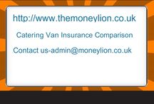 Catering Van insurance comparison
