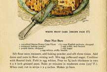 Old fashion recipes