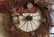 ::Wreaths / by Linda Heath
