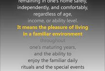Happy Seniors, Living Large