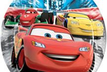 Cars Kinderfeest / Een Cars kinderfeest is pas compleet met de leukste thema feest artikelen van www.kidsfeestje.nl!