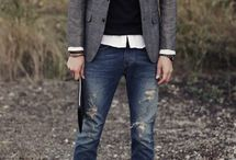 style - casual around jeans