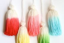 crafts tassels ♥ / by Chyna Bel 佳 ♥