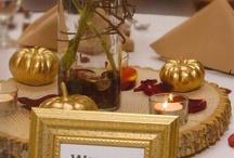 {Fall Weddings}