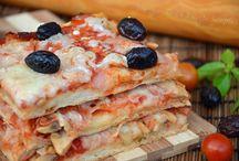 Pizza sottile