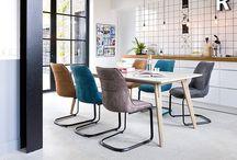 Eetkamer stoelen