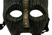 маски шлемы