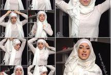 Hijab ..my choice, my proud ♡