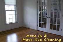 Move and out Cleaning