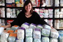 In the News / Diaper Bank in the news.