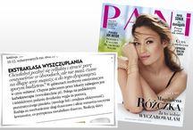 Zabiegi kosmetyczne w prasie / Artykuły w prasie o kosmetyce laserowej