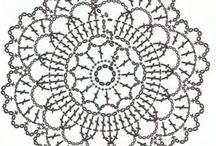 crochet / Вязание крючком и спицами
