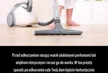 domowe triki