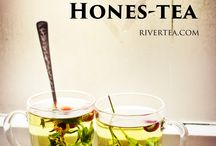 There's Magic in Tea / A moment of serenity with each cup of tea! / by RiverTea