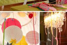 Kinderfeestje Fee / Omdat elk feestje een thema nodig heeft...