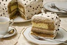 torta caffè millefoglie