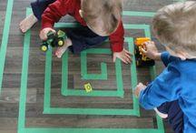 Preschool Activities / by Bess Callard