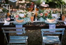 Inspiration {Tablescape} / by Little Gray Station - Wedding and Event Design