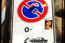 StreetArt / Urban and Street Art. Artfull, offensive, creative.... Art at its fullest