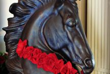 Kentucky Derby Party / Derby Party Decorations www.petalsofwytheville.com