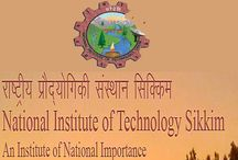 NIT Sikkim Recruitment 2016 Research Scholar, Project Associate & Project Faculty Posts