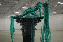 Sculptures & fine art