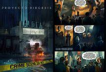 Novela Grafica / Comics / Imagenes y notos sobre los comics que escribo y publico.