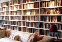 Books and their homes