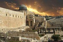 """Israel """" Jérusalem et autres """" / Monuments et paysages"""