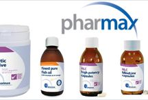 Pharmax products offered by Nutritional Institute